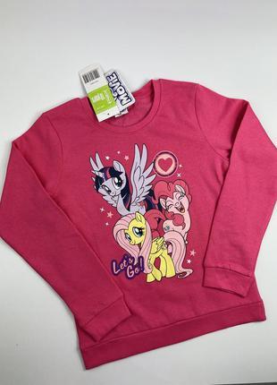 Свитшот на флисе my little pony