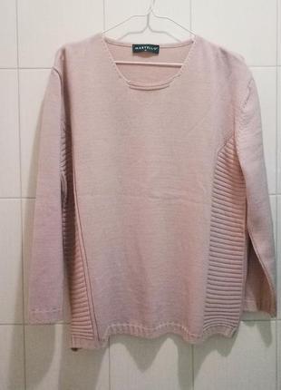 Martello: стильный свитер от датского бренда / шерсть