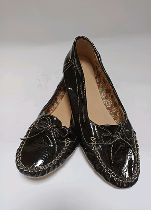 Anna field мокасины.брендове взуття stock