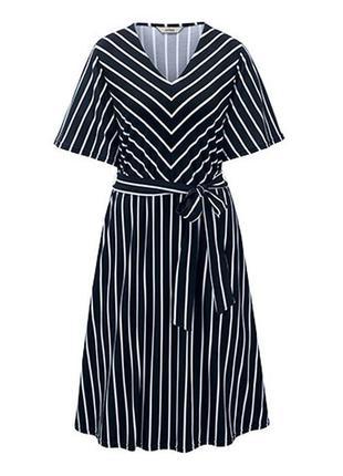 Платье  в полоску tcm tchibo