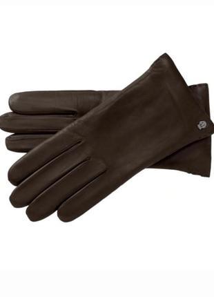 Перчатки кожаные эксклюзив премиум класса roeckl размер 6