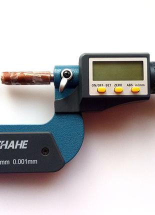Цифровой микрометр Shahe 5205-50