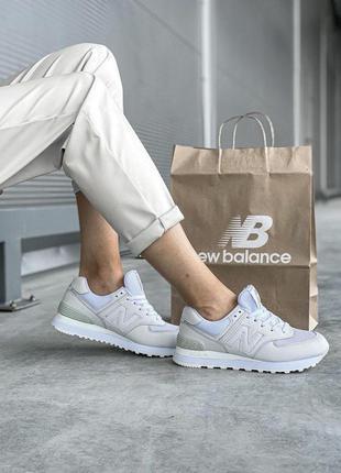 Шикарные женские кроссовки ✨new balance 574 / нью беланс 574✨