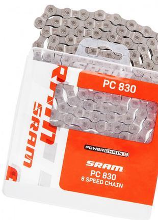 Цепь SRAM PC 830 114зв. 8 скоростей