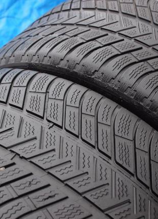 285-40-R19 зимняя резина шины MICHELIN ALPIN пара 2 штуки GERMANY