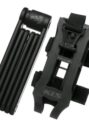 Велозамок KLS Fold 30 Grey