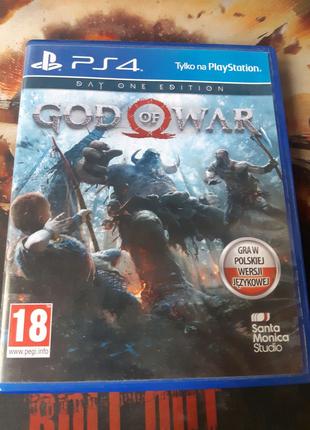 GOW. God of War.