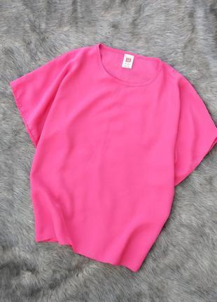 Блуза кофточка прямого кроя