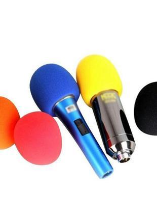 Ветрозащита микрофона, Паралонки. Недорого.