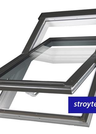 Мансардное окно FAKRO металлопластиковое влагостойкое