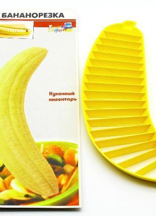 Бананорезка пластиковая