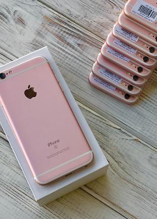 Apple iPhone 6s 16/32/64/128Gb Neverlock Оригинал Бу с Гарантией