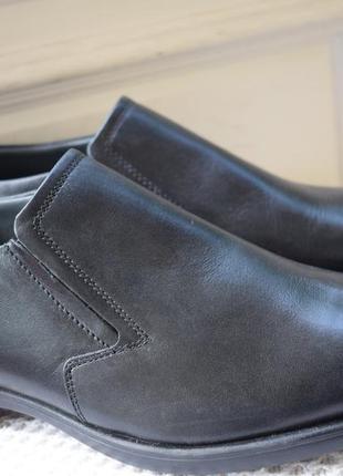 Новые фирменные туфли мокасины am shoes германия р.42 28,5 см