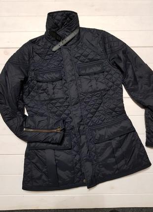 Стеганная куртка ralph lauren