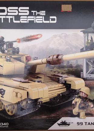 Конструктор Xingbao 06021 Боевой танк Ztz-99a2 1340 деталей