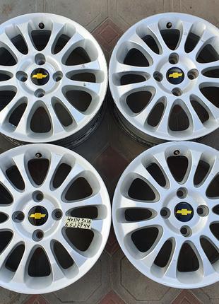 Диски 4 114.3 R16 Chevrolet Lacetti Volvo V40 S40 Kia Hyundai