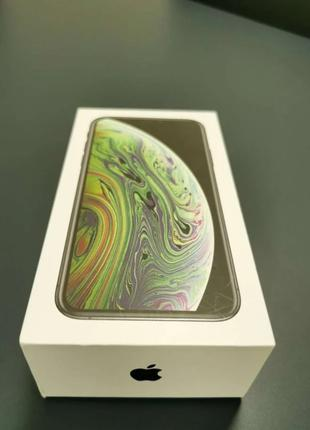 Apple iPhone Xs 64GB Neverlock Space Grey + чехлы в подарок
