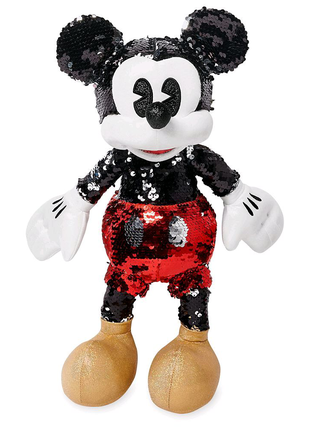 Коллекционная мягкая игрушка Микки Маус 40, Дисней оригинал