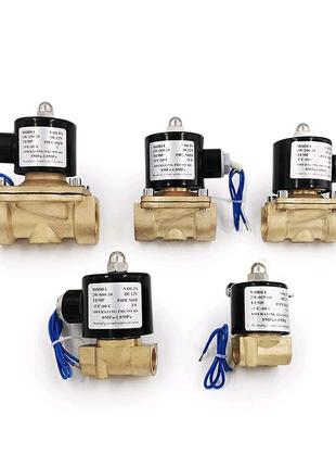 Электроклапан 220 Вольт