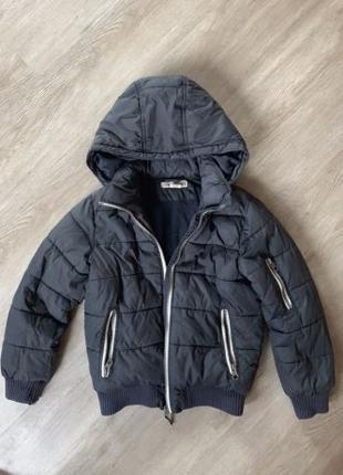 Куртка зимняя H&M размер 140 на 9-10 лет