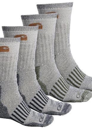 Мужские носки carhartt a695  wool-blend оригинал р l ( 6-12 )