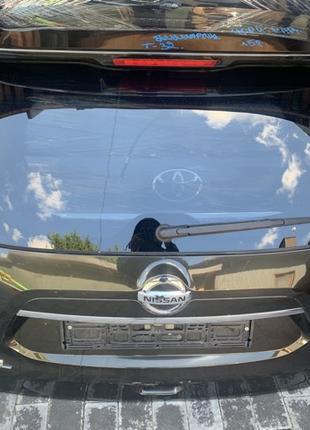 Ляда крышка дверь багажника задняя Nissan X-Trail T32 Rogue 2016