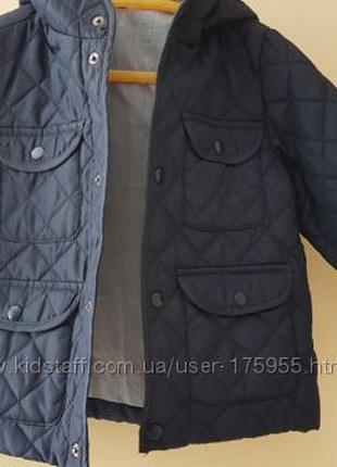 Куртка Zara   на 24-36 мес