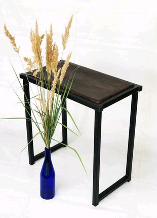 Столик в стиле Лофт loft