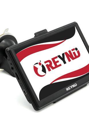 GPS навигатор REYND K715 Pro 512MB/8GB для грузовых Европа