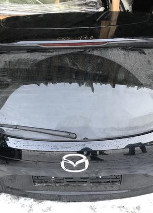 Крышка ляда дверь багажника задняя Mazda CX-5 Мазда СХ-5 2017