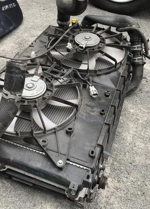 Комплект радиаторов + диффузор Toyota RAV4 Rav 4 Тойота Рав 4 201