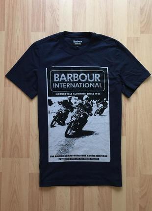 Чоловіча футболка barbour мужская