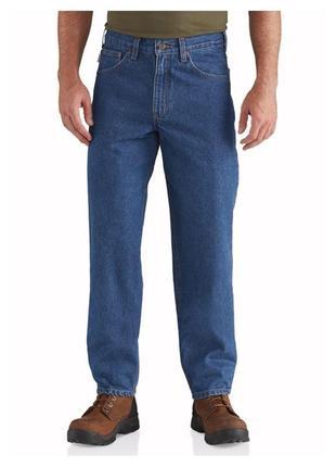 Джинсы carhartt denim jeans  оригинал из сша