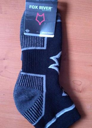 Носки с шерстью мериноса fox river maverick оригинал из сша