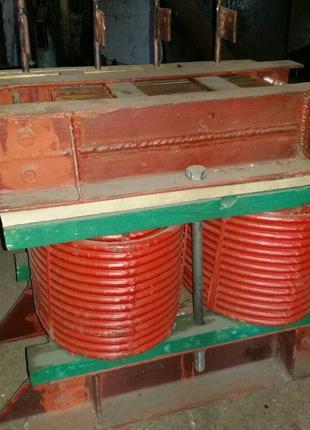 :Реакторы СРОВ - 320 к преобразователям ТПЧ