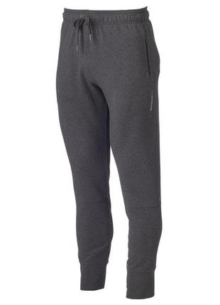 Штаны мужские reebok slim fit double time jogger оригинал из сша