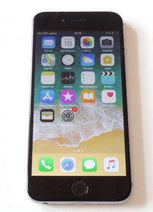 Apple iphone 6 16GB Neverlock Grey