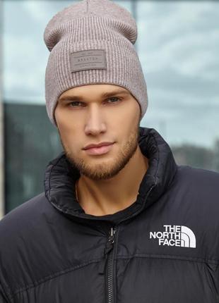 Мужская шапка «алекс»