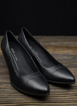 Женские туфли ecco shape 45 оригинал р-36