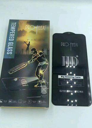 Защитное стекло HD+  Xiaomi Redmi Note 8T