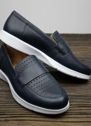 Женские кожаные туфли слипоны geox airell оригинал р-37
