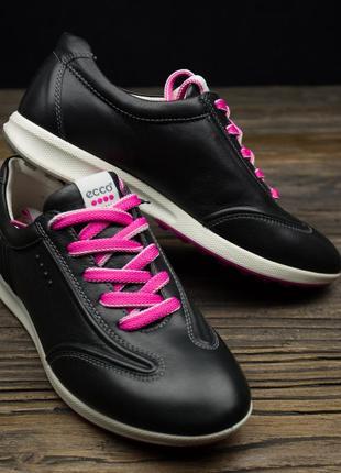 Женские кроссовки ecco street golf  оригинал р-35