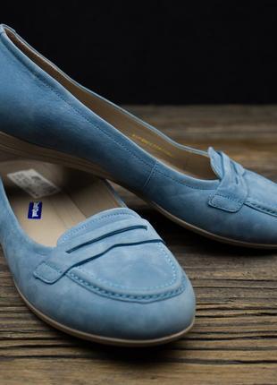 Женские туфли лоферы ecco touch 15 260133 оригинал р-41