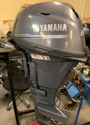 Продам лодочный мотор Ямаха 20