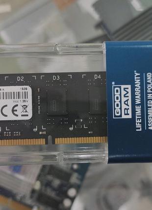 Оперативная память Goodram DDR3 8Gb 1600MHz 1.35V