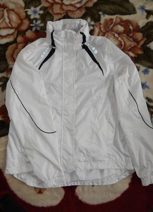 Курточка куртка велокуртка мембрана дощовик crivit унисекс