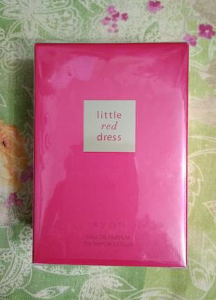 Little red dress - женская парфюмерная вода