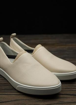 Женские туфли слипоны ecco gillian 285563 оригинал р-36