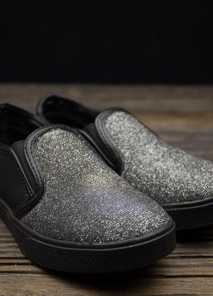 Модные стильные слипоны туфли мокасины san marina р-35
