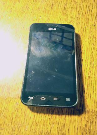 Телефон LG-E445 DUO